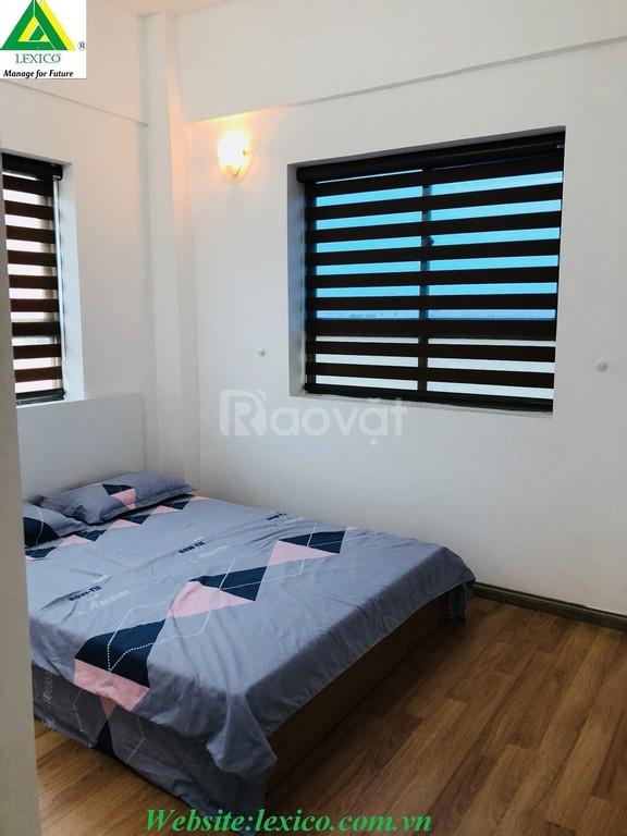 Cho thuê căn hộ giá rẻ 3 phòng ngủ tại Lê Hồng Phong -Hải Phòng