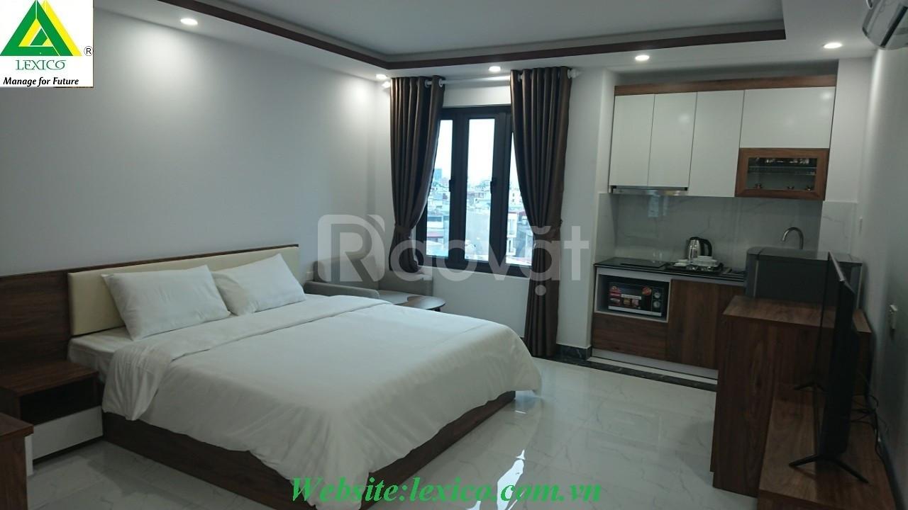 Cho thuê căn hộ tại  Văn Cao-Hải Phòng