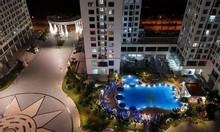 Bán gấp căn góc 3 phòng ngủ view quảng trường, hồ bơi, sân chơi.