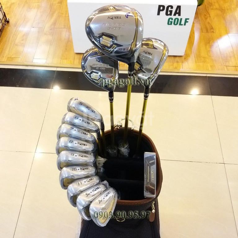 Fullset bộ gậy golf 3 sao Honma S06 mdel mới