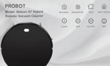 Robot hút bụi lau nhà thông minh Probot Nelson A7 Hybrid Wifi