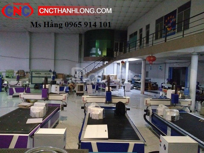 CNC 1325 – 1 đầu trong ngành sản xuất nội thất (ảnh 1)