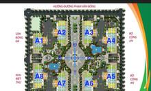 [An Bình City] Căn góc 114m2 toà A6 view hồ điều hoà, ban công