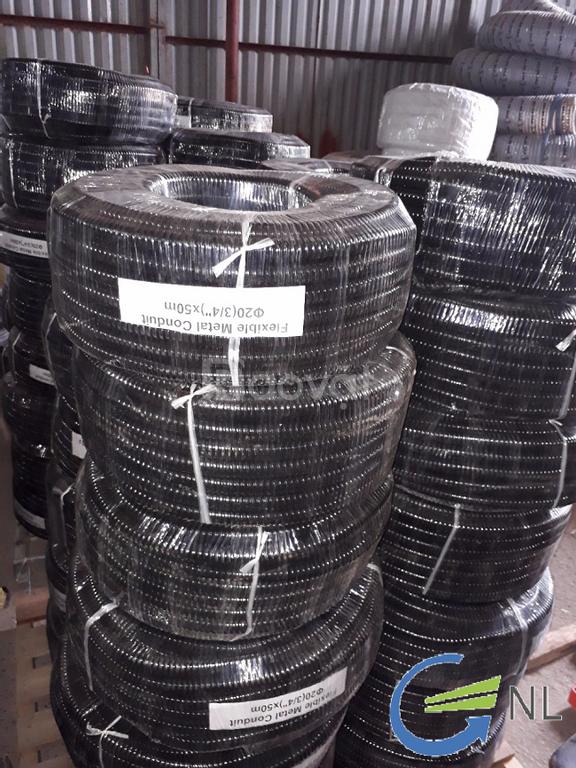 Ứng dụng cơ bản của ống ruột gà lõi thép bọc nhựa