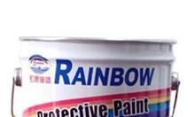 Đại lý bán Sơn chịu nhiệt Rainbow 300ºC màu bạc lon 4 lít