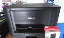 Cần bán máy in màu Canon Maxify iB4070 tặng 1 hộp mực in dự trữ