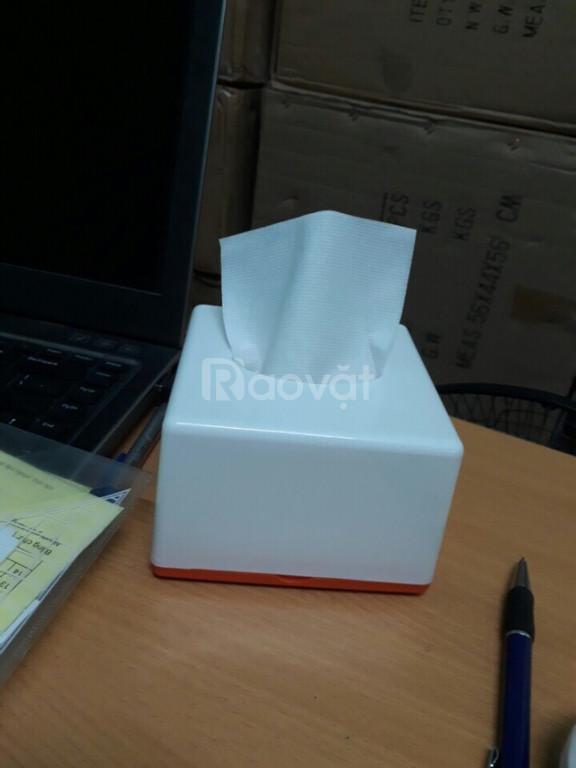 Hộp đựng giấy ăn nhận số lượng lớn