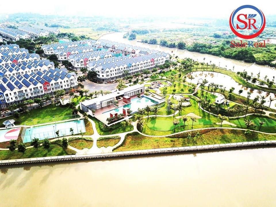 Nhà phố compound chuẩn resort nghỉ dưỡng cao cấp