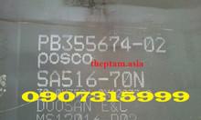 Bảng giá thép tấm chịu nhiệt lạnh asme sa516-Gr60/Gr70, a515