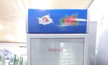 Tủ mát 2 cánh Sanaky 450l mới 89%