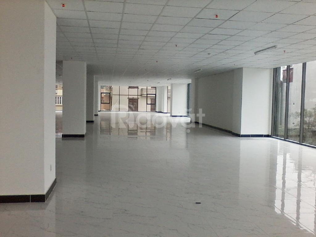 Cho thuê văn phòng tại tòa nhà Diamond Flower Lê Văn Lương, Thanh Xuân