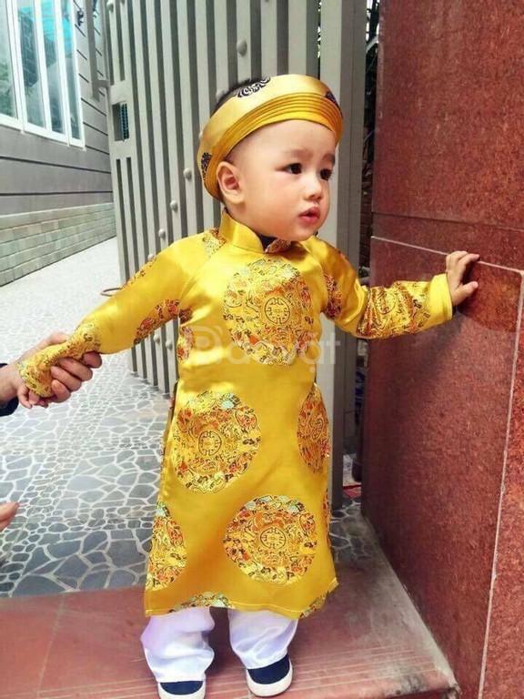 Xưởng may áo dài cách tân cho bé trai bé gái tại Hà Nội