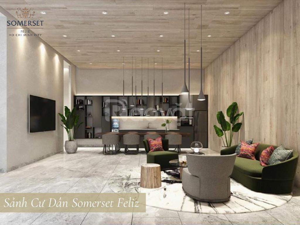 Mở bán 154 căn hộ Feliz en Vista, cam kết cho thuê 7%/năm trong 5 năm (ảnh 8)