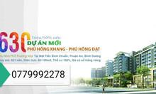 Bán đất chợ Phú Phong, vòng xoay An Phú, Miếu Ông Cù, Thuận An, BD
