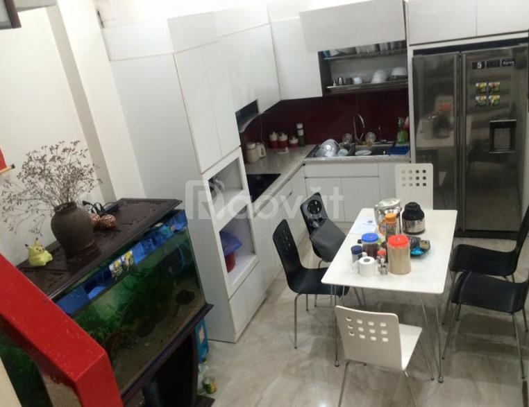 Nhà mới 50m2 x 3 tầng, gần ngõ 72 Nguyễn Trãi, 10m ra ô tô. (ảnh 3)