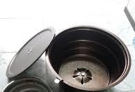 Bếp ướng than hoa âm bàn cho quán nướng bbq