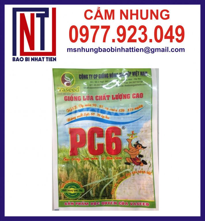 Cung cấp bao bì đựng lúa giống 1kg (ảnh 6)