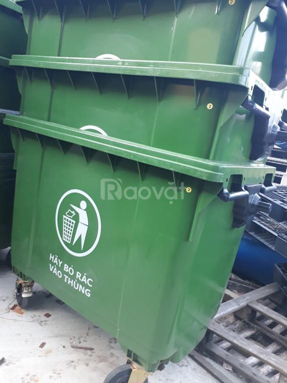 Thanh lý thùng rác tại Đà Nẵng
