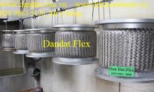 Ống mềm chống rung inox - Khớp nối mềm chống rung inox 304, ống nhúng