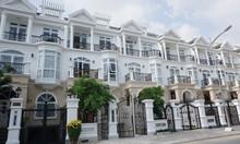 Nhà phố thương mại mặt tiền Ql13 1 trệt 2 lầu giá chỉ 800 triệu