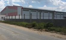 Bán hoặc cho thuê nhà xưởng diện tích lớn tại Tân Phước Khánh Tân Uyên