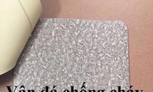 Tấm nhựa simili vân gỗ lót sàn giá rẻ