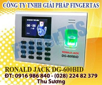 Phân phối máy chấm công DG 600BID lắp đặt tận nơi giá rẻ