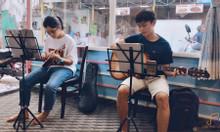 Lớp học đàn Guitar và Ukulele Tân Phú