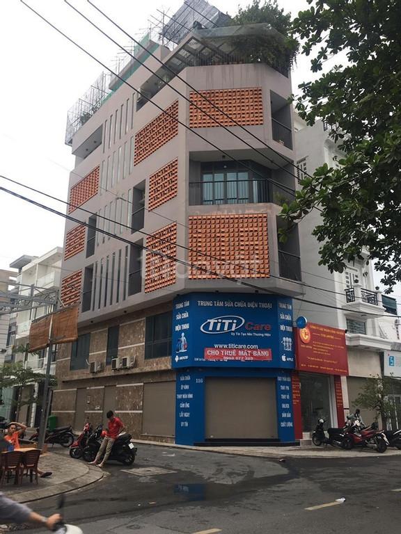 Chính chủ cho thuê mặt bằng nhà phố, căn góc 2MT đường Lê Lợi, Gò Vấp.
