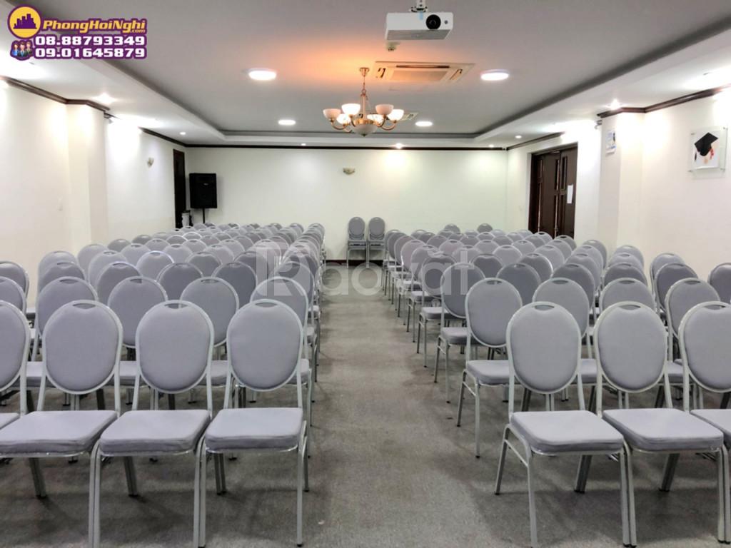 Cho thuê phòng học quận 3 - hội nghị hội thảo tại TpHCM