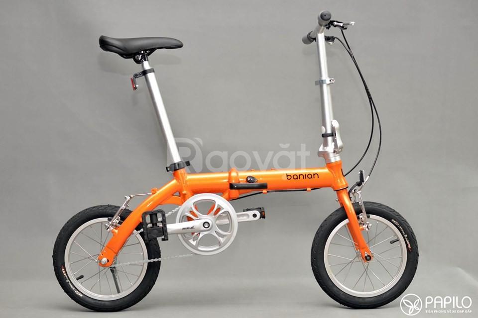 Xe đạp kiểu mới cho con yêu