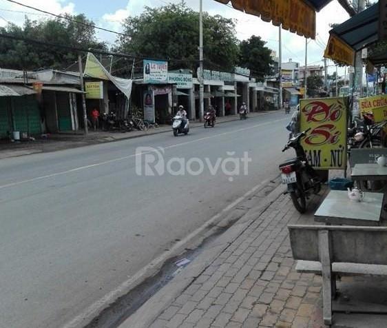 Bán gấp nhà mặt tiền Quốc lộ 50, Phong Phú, ngay chợ Phú Lạc