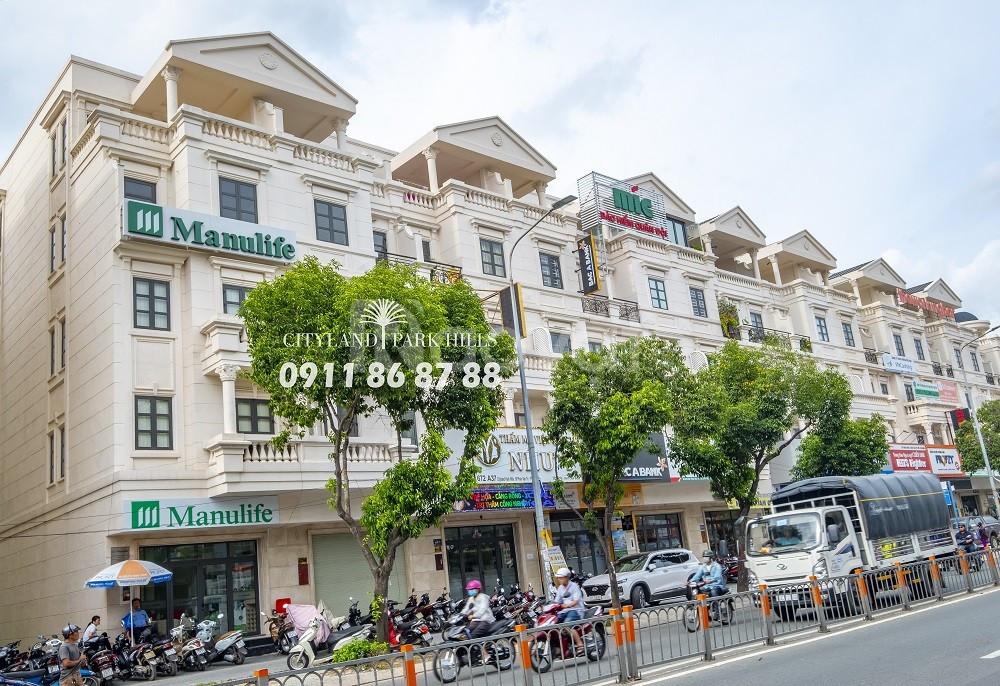 Vị trí vàng nhà mặt tiền Phan Văn Trị TT giá tốt chỉ thanh toán 65%