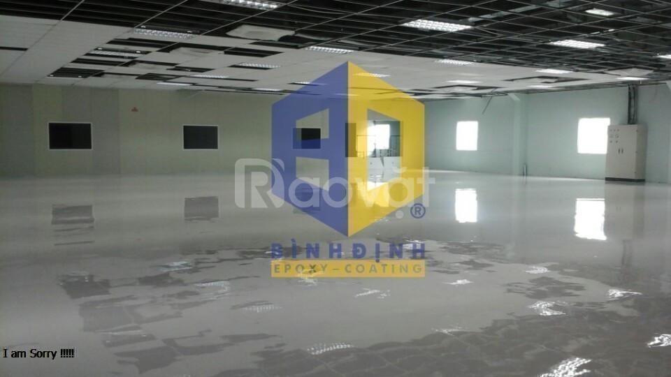 Thi công sơn epoxy tại an nhơn Bình Định (ảnh 5)