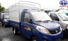 Xe tải foton 850kg thùng bạt đời 2019 - Giá xe Foton 850kg