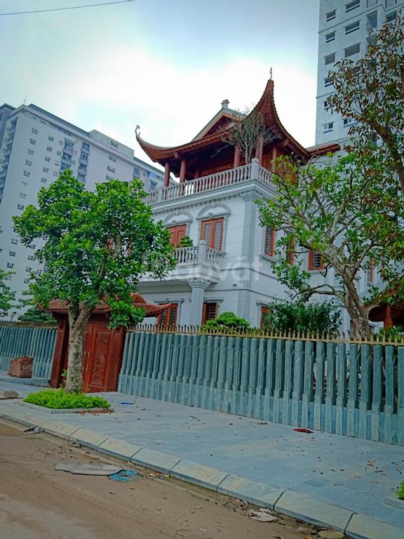 Cần bán ô biệt thự 200m2 - 27tr/m2 khu B2.5 Khu Đô Thị Thanh Hà