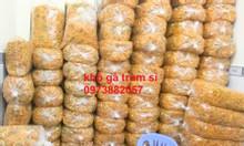Khô gà lá chanh trùm sỉ số lượng lớn giá từ 120k