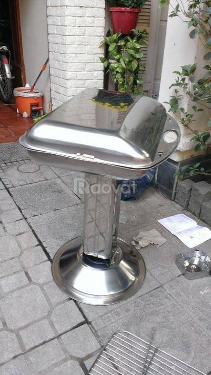 Bếp nướng ngoài trời có lắp đậy  Phù Đổng CK585