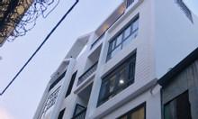 Nhà ngay ngã tư Nguyễn Văn Trỗi, ôtô để trong nhà, 5 tầng, 5,3x10m
