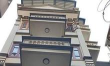 10m ra phố, nhà 5tầng Trần Quý Kiên, 45m2, mặt tiền 4,2m, giá chốt đẹp