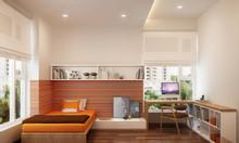 Căn hộ 61m2 giá 2,33 tỷ nhà mới 100%, nội thất cơ bản