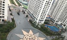 Căn góc 114m2 toà A2 view quảng trường, ban công Nam đón gió