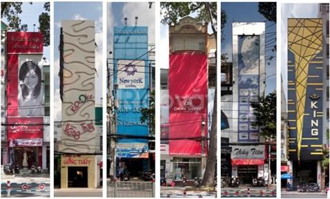 Cho thuê nhà mặt phố Thái Thịnh, nhà giữa phố