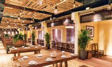 Cho thuê nhà mặt phố Trung Hòa, DT 130m2, MT 6m, 5 tầng, thông sàn