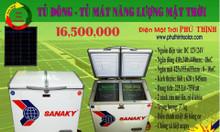 Tủ đông – tủ mát năng lượng mặt trời 12V – 24V