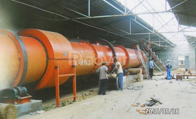 Máy sấy, máy trộn Công ty chế tạo máy Huỳnh Tấn