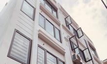 Nhà đẹp 5 tầng phố Kim Ngưu 50m2, vỉa hè, ô tô đỗ cửa.