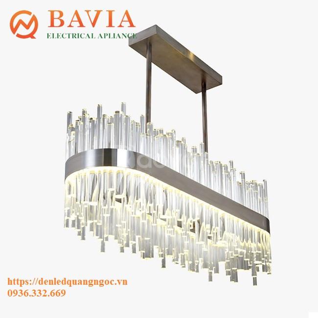 Đèn thả trần pha lê BAVIA QN-HT948