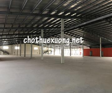 Cho thuê nhà xưởng khu công nghiệp Tiên Sơn Tiên Du Bắc Ninh