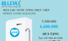 Máy lọc nước uống tinh khiết Oasis UF Alkaline